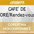 CAFE' DE FLORE/Rendez-vous a St.Germ