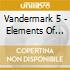 CD - VANDERMARK 5 - ELEMENTS OF STYLE...