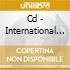 CD - INTERNATIONAL NOISE  - THE CROSS OF MY CALLING