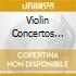 VIOLIN CONCERTOS /HOMMAGE A