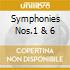 SYMPHONIES NOS.1 & 6