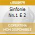 SINFONIE NN.1 E 2