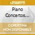 PIANO CONCERTOS NOS. 1,2/CELLO