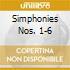 SIMPHONIES NOS. 1-6