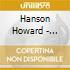 HANSON/SINFONIA N 2 E 4