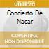 CONCIERTO DE NACAR
