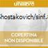 SHOSTAKOVICH/SINF.8