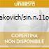 SHOSTAKOVICH/SIN.N.11OP.103