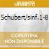 SCHUBERT/SINF.1-8