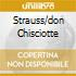 STRAUSS/DON CHISCIOTTE