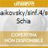 TCHAIKOVSKY/SINF.4/SUITE SCHIA