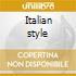 Italian style (2)