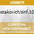 Shostakovich/sinf.10,11