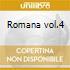 Romana vol.4