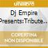 Dj Empire Presents Tribute To Giorgio Moroder