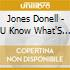 Jones Donell - U Know What'S Up