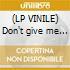 (LP VINILE) Don't give me names 00