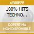 100% HITS TECHNO (2CDx1)