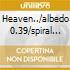 HEAVEN../ALBEDO 0.39/SPIRAL (3CD)