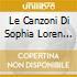 LE CANZONI DI SOPHIA LOREN CD+LIBRO+