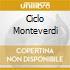 CICLO MONTEVERDI