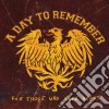 A Day To Remember - For Those Who Have Heart (Cd+Dvd)