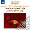 Adrien Francois Servais - Duos For Cello And Violin
