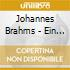 Johannes Brahms - Requiem Tedesco