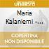 Maria Kalaniemi - Bellow Poetry