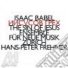 Babel Isaac - Engelchen, The Sin Of Jesus