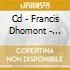 CD - FRANCIS DHOMONT - FRANKENSTEIN SYMPHONY