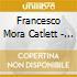 Francesco Mora Catlett - World Trade Music