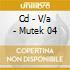 CD - V/A - MUTEK 04