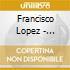 CD - FRANCISCO LOPEZ - UNTITLED # 180