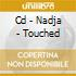 CD - NADJA - TOUCHED