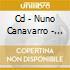 CD - NUNO CANAVARRO - PLUX QUBA