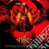 Nile - Annihilation Of The Wicked