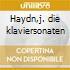 Haydn,j. die klaviersonaten