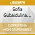 Gubaidulina, S. - Concordanza-7 Worte