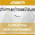 Schirmer/rosel/ousse - Klavier-greatest Sol