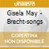 Gisela May - Brecht-songs