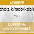 Scholz,k/rsob/kob/sa - Violinkonzerte