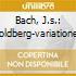 BACH, J.S.: GOLDBERG-VARIATIONEN