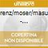 Lorenz/moser/masur/g - Walpurgisnacht/melus