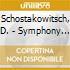 Schostakowitsch, D. - Symphony No.1 & 6