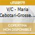 V/C - Maria Cebotari-Grosse Sae