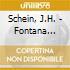 Schein, J.H. - Fontana D'Israel-Israelsb