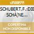 SCHUBERT,F.:DIE SCH…NE M†LLERI