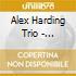 Alex Harding Trio - Freeflow