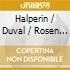 Halperin / Duval / Rosen - Joy & Gravitas